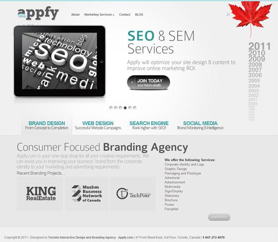 APPFY | Web Design
