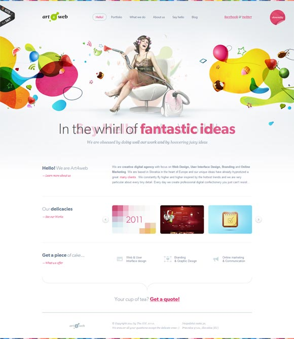 Art4Web | Digital Agency