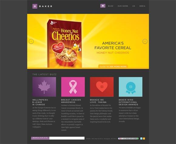Baker | Branding & Design