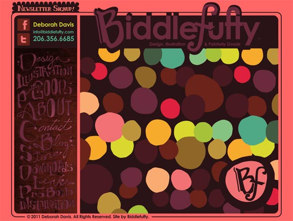 Biddlefufty | Design