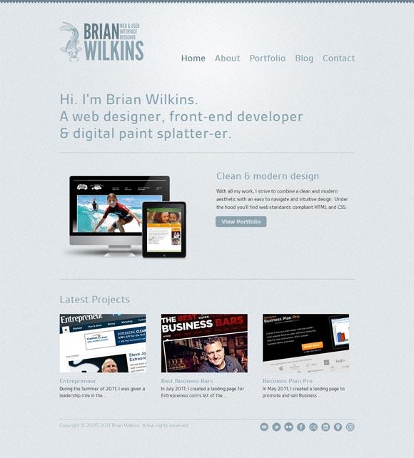 Brian Wilkins | Designer