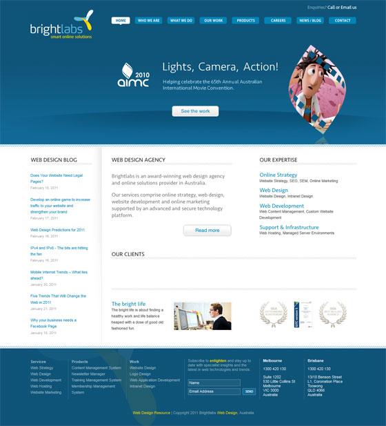 Brightlabs | Web Design