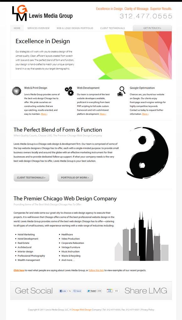 Chicago Web Design