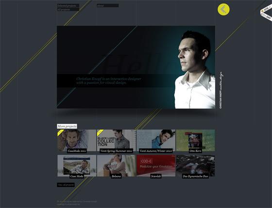 Christian Knopf | Web Designer