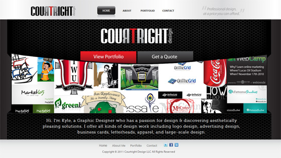 Courtright Design | Web Design