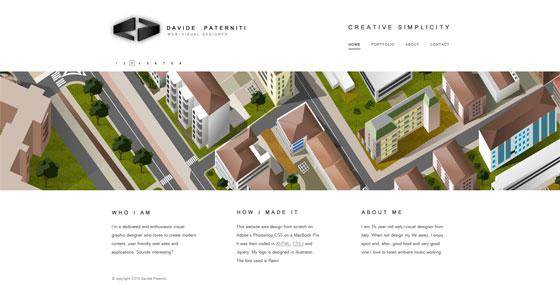 Davide Paterniti | Designer