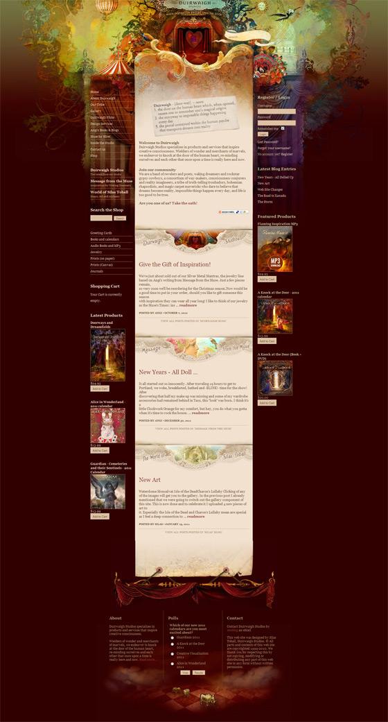 Duirwaigh | Web Design