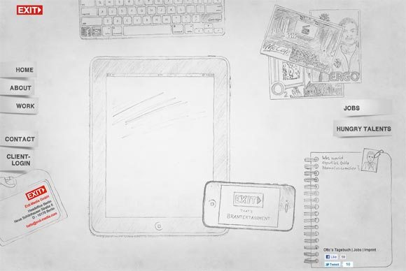 Exit-Media | Design