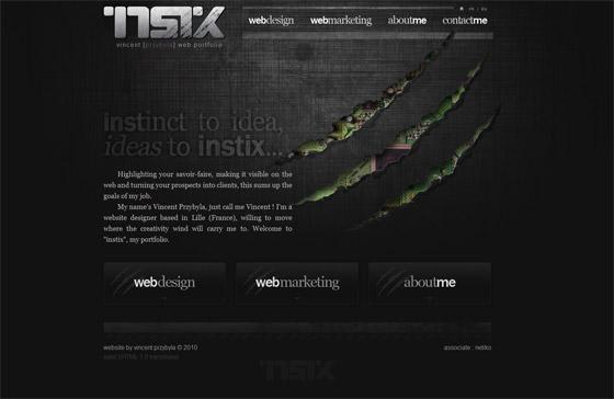 INSTIX | Web Design