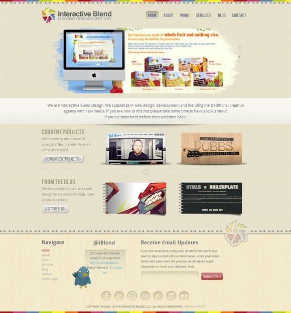 Interactive Blend | Design