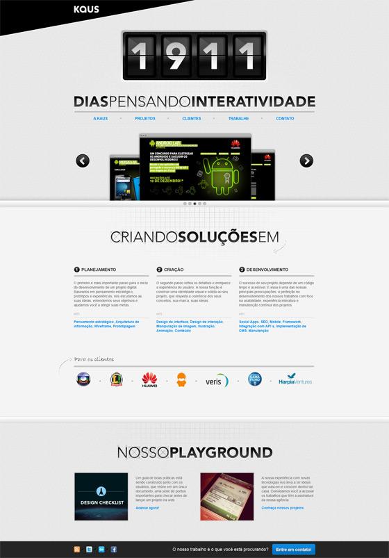 Kaus | Web Designer