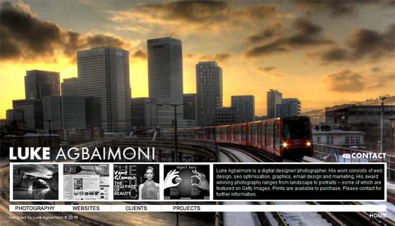 Luke Agbaimoni Design