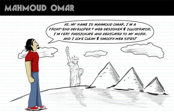 Mahmoud Omar | Designer