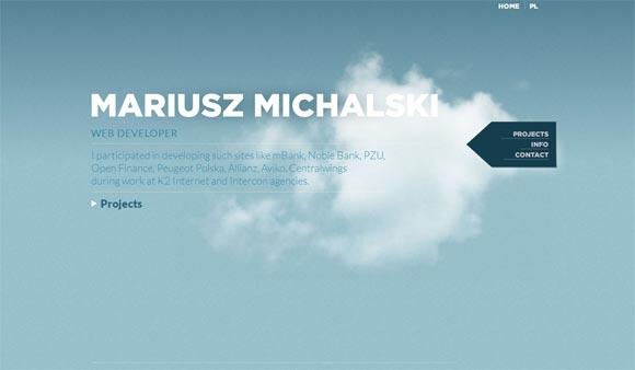 Mariusz Michalski | Web Developer