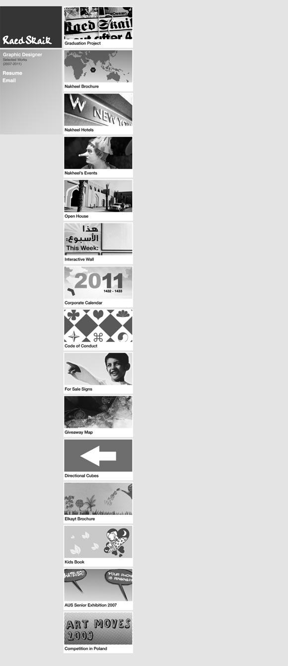 Raed Skaik   Graphic Designer