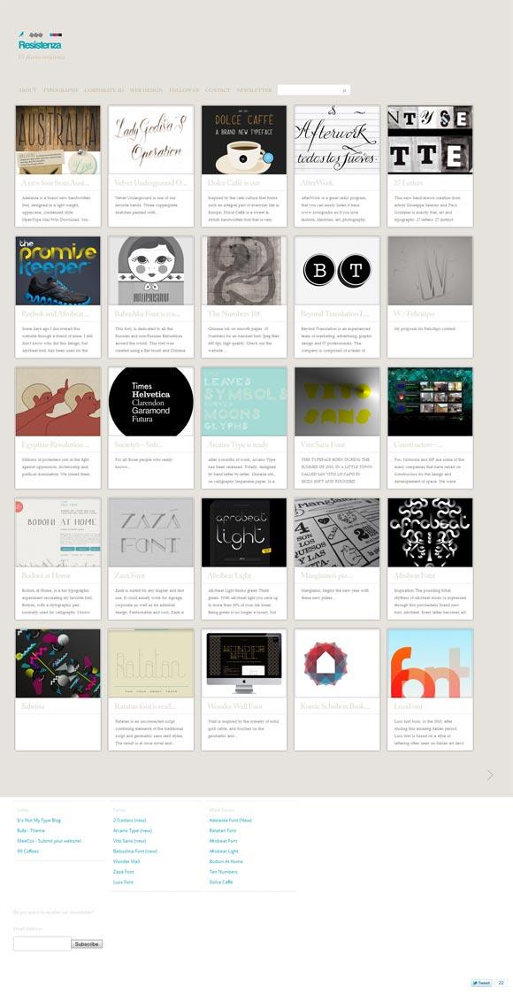 Resistenza | Designer