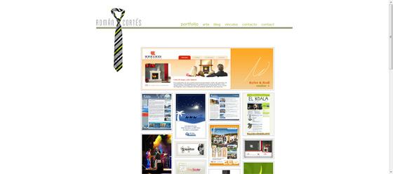 Roman Cortes | Web Designer