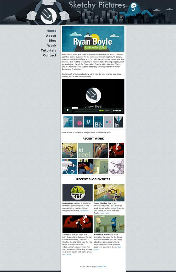 Sketchy Pictures | Designer