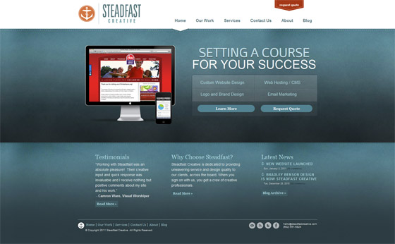 Steadfast Creative | Web Developers