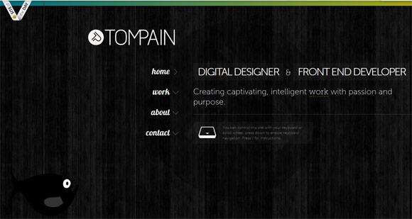 Tom Pain | Designer