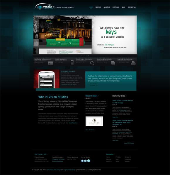 Vision Studios Design