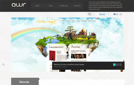 ArtWebRio | Web Design