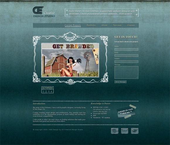 CE Creative | Designer
