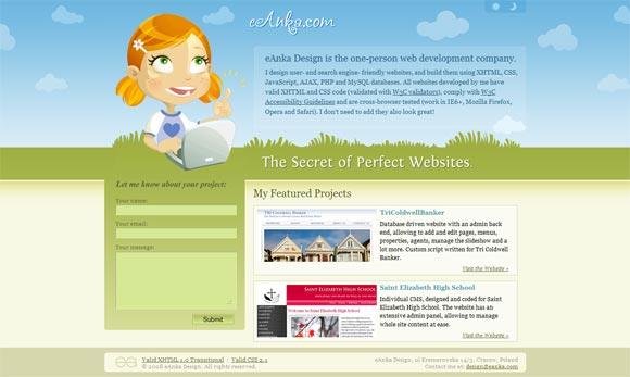 eAnka.com | Web Design
