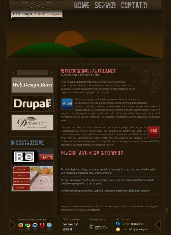 FP Design | Web Designer
