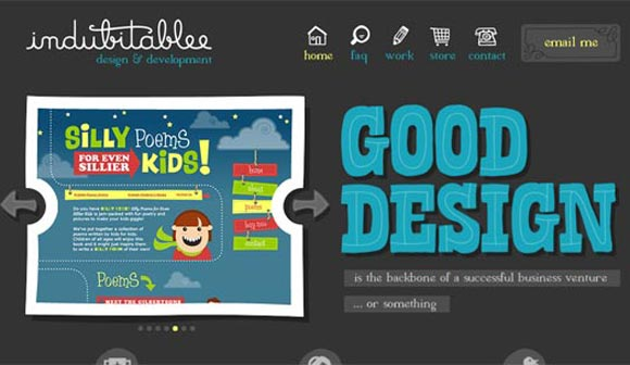 Indubitablee | Design & Development